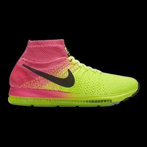 Nike zoom Flyknit - EUC